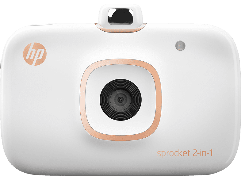 HP 2-in-1 Sprocket ZINK Mobiler Fotodrucker mit Kamera