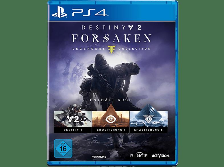 Destiny 2: Forsaken – Legendary Collection [PlayStation 4]