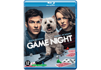 Game Night - Blu-ray