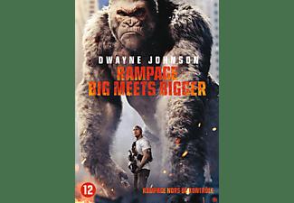 Rampage: Big Meets Bigger - DVD
