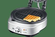 SAGE SWM520BSS4EEU1 No Mess Waffle Waffeleisen Silber