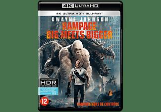 Rampage: Big Meets Bigger - 4K Blu-ray