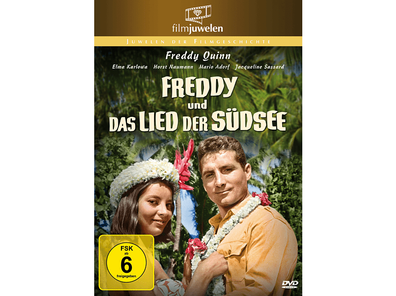 Freddy und das Lied der Südsee [DVD]