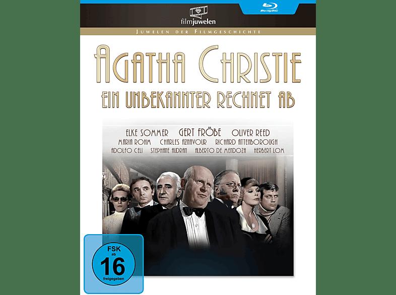 Agatha Christie: Ein Unbekannter rechnet ab (Zehn kleine Negerlein) [Blu-ray]