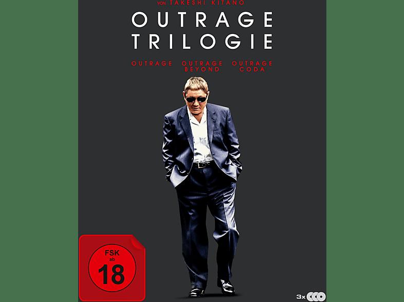 Outrage 1-3 (3-Disc Digipak) [Blu-ray]