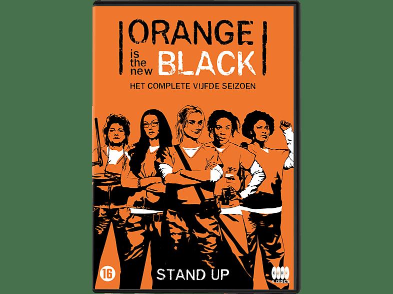 Orange is the New Black: Seizoen 5 - DVD