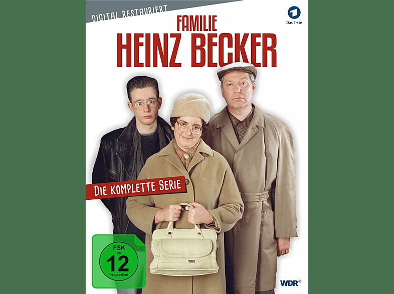 Familie Heinz Becker - Die komplette Serie [DVD]
