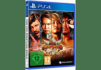 Fire Pro Wrestling World - [PlayStation 4]
