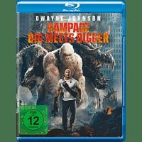 Rampage: Big Meets Bigger Blu-ray
