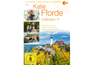 Katie Fforde Collection 11 - (DVD)