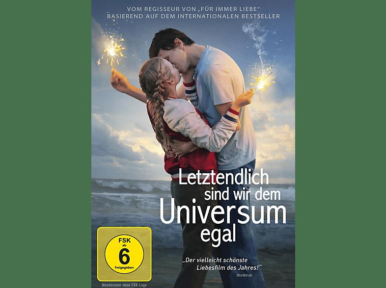 Letztendlich sind wir dem Universum egal [DVD]