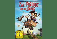 Zwei Freunde und ihr Dachs [DVD]