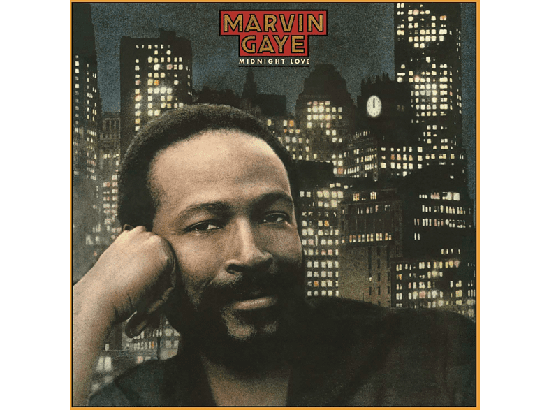 Marvin Gaye - Midnight Love [Vinyl]