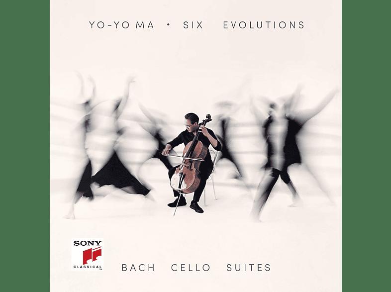 Yo-Yo Ma - SIX EVOLUTIONS-BACH - CELLO SUITES [CD]