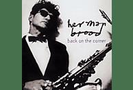 Herman Brood - Back On The Corner (Ltd. Transparente Vinyl LP) [Vinyl]