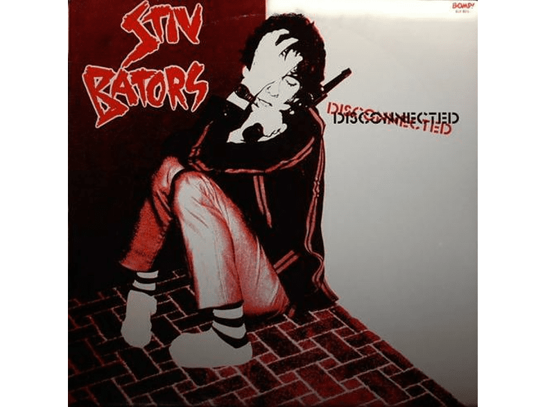 Stiv Bators - Disconnected (Lim. Edition Starburst Color Vinyl LP) [Vinyl]