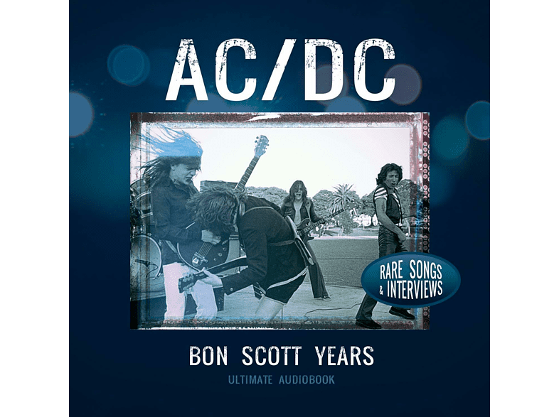 AC/DC - Bon Scott Years [CD]