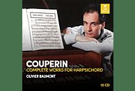 Olivier Baumont - Sämtliche Werke für Cembalo [CD]