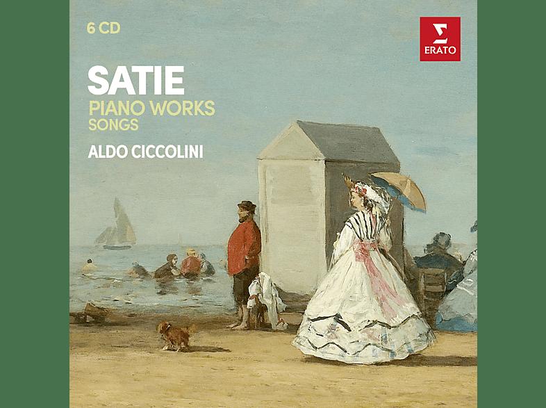 Ciccolini Aldo - Klavierwerke/Lieder [CD]