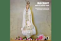 Antoine Guerber, Diabolus In Musica - Messe de Nostre Dame [CD]