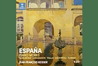 Jean-francois Heisser - Espana (Klavierwerke) [CD]