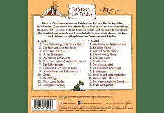 Pettersson Und Findus - Pettersson & Findus (Komplett-Box)  - (MP3-CD)