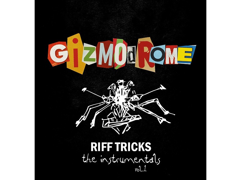 Gizmodrome - Riff Tricks-The Instrumentals Vol.1 [CD]