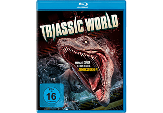 Triassic World Blu-ray