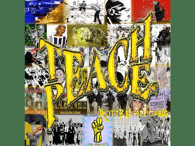Rotten Hill Gang - Teach Peace (Gold Coloured LP) [Vinyl]