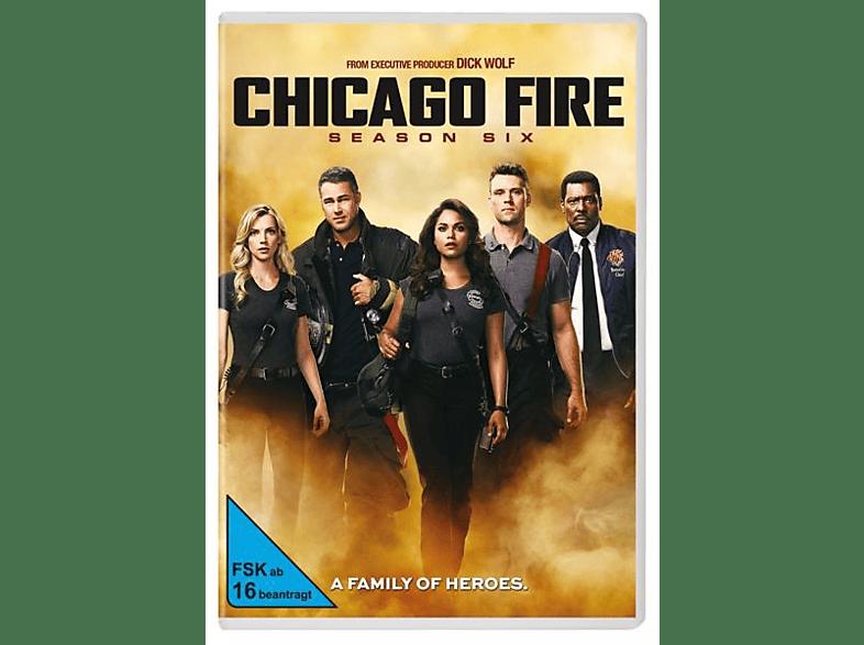 Chicago Fire-Staffel 6 [DVD]