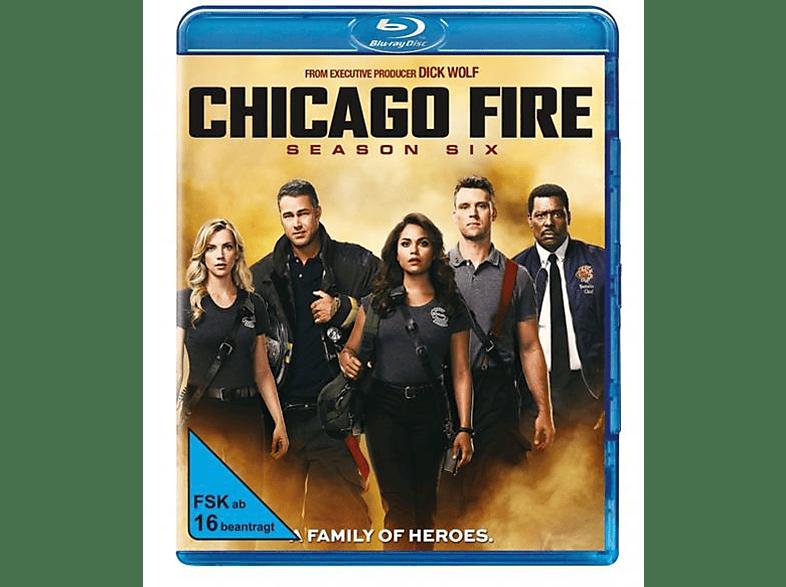 Chicago Fire-Staffel 6 [Blu-ray]