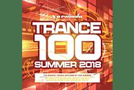 VARIOUS - Trance 100-Summer 2018 [CD]