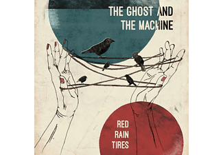 The Ghost And The Machine - Red Rain Tires - (CD)