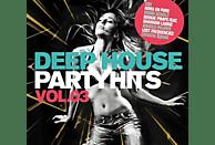 VARIOUS - Deep House Partyhits Vol.3 [CD]