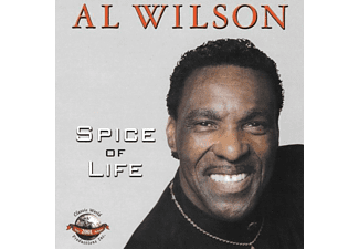 Al Wilson - Spice Of Life - (CD)