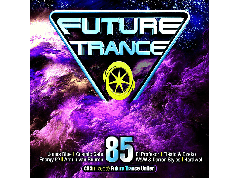 VARIOUS - Future Trance 85 [CD]