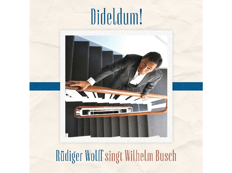 Rüdiger Wolff - Dideldum [CD]