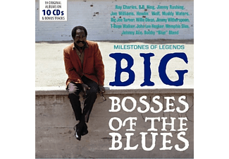 VARIOUS - Big Bosses Of The Blues - (CD)