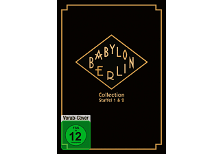 Babylon Berlin - Staffel 1 & 2 [DVD]