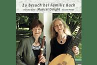 Musical Delight - Zu Besuch bei Familie Bach [CD]