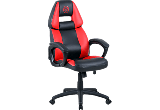 QWARE Gaming Chair Castor Rood