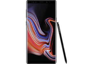 SAMSUNG Galaxy Note9, 128 GB, Midnight Black