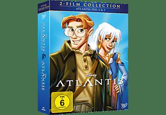 Atlantis 1+2 Film Collection [DVD]