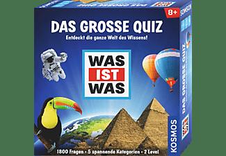 KOSMOS WAS IST WAS - Das große Quiz Kinderspiel