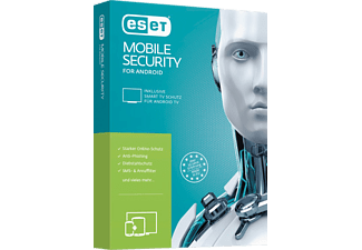 ESET Mobile Security & Antivirus 1 User 1 Jahr
