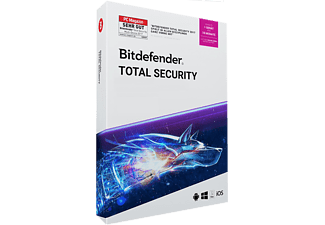 Bitdefender Total Security 1 Gerät 18 Monate