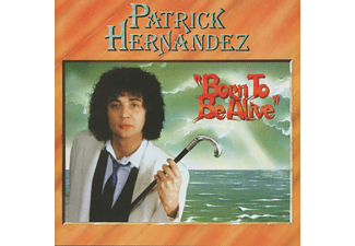 Patrick Hernandez - Born To Be Alive CD