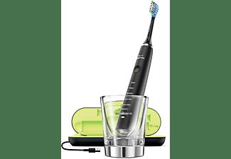 PHILIPS Sonicare Diamond Clean Elektrische Zahnbürste HX8492/03 + Airfloss Ultra Black Edition