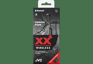 JVC HA-FX103BT-BE, In-ear Kopfhörer Bluetooth Schwarz