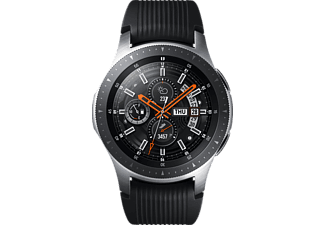 SAMSUNG Galaxy Watch R800 46mm Bluetooth, silber (SM-R800NZSAATO)